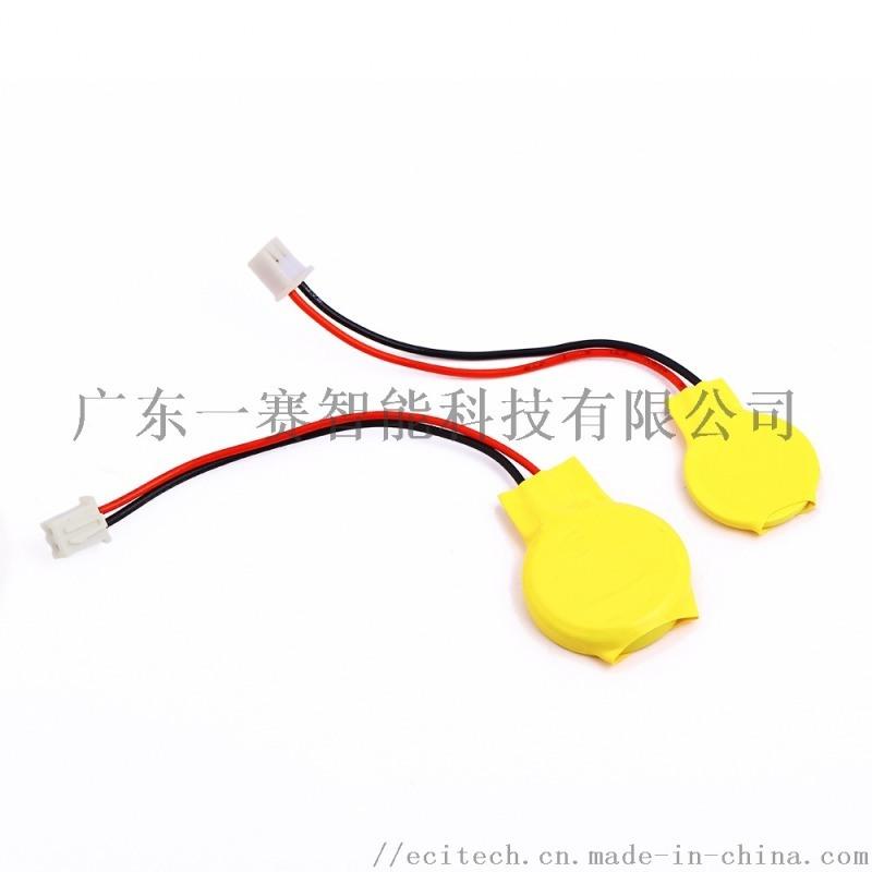 RFID電子標籤電池CR2032鈕釦電池