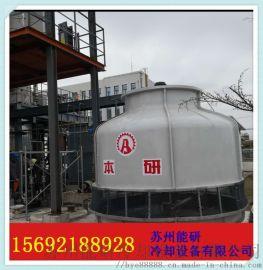 冷却塔的管道安装