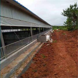 养殖场猪场常用帆布 卷帘蓬布防水防晒抗老化 牛场卷帘布