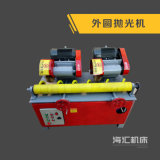 天然气管道抛光机,圆管打磨喷漆机