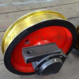 专业生产单双边车轮组 生产厂家低价直销车轮组