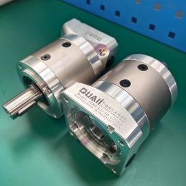 行星减速机现货 伺服PL80-10精密减速器立式