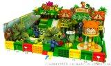 金桔游乐室內淘氣堡设备儿童乐园室內淘氣堡 森林系列