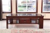 出售木言木语中式家具新款原木色实木茶几