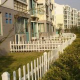 江黑河社区pvc护栏 绿化小围栏