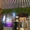 星巴克吊顶木纹铝方管 电影院吊顶铝方管供应厂家