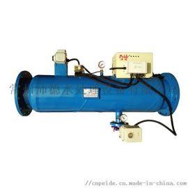 过滤型射频电子水处理器,全自动过滤型射频水处理器