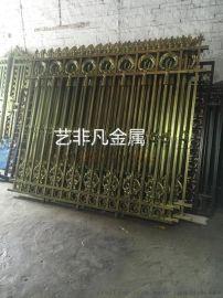 商丘家装栏杆图片精鉴 庭院小区**铝艺栏杆