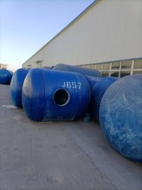 新农村改造化粪池玻璃钢压力罐厂家