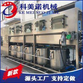 桶装水灌装机 大桶水生产线设备厂家