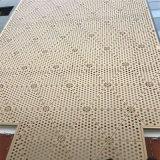 不规则造型银灰色冲孔幕墙铝单板规格齐全