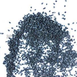 SIC 钢铁脱氧用碳化硅 抛光喷砂除锈用黑碳化硅