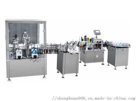DTNX-60YA全自动眼药水灌装压塞旋盖机