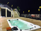 廣東家用一體式泳池-家庭水療泳池非土建-養生溫泉泳池