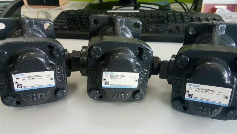 齒輪泵KF12LF2-D15