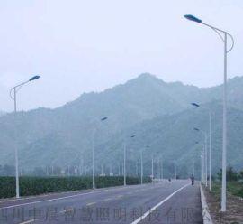 太阳能道路灯一体化新农村照明灯家用庭院灯