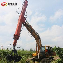 挖机伸缩手臂 液压配件机械臂厂家直销