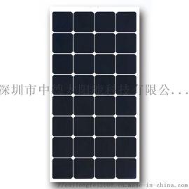 高效单晶太阳能电池板 柔性太阳能电池板