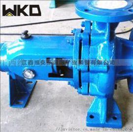 离心清水泵 卧式清水泵 工地排水清水泵