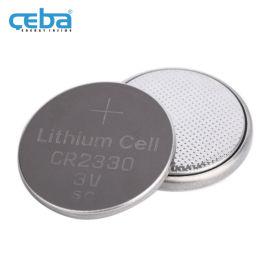 CR2330锂锰纽扣电池3V计步表电子主板电池