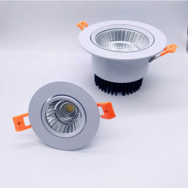 室内照明灯具   led射灯  嵌入式筒灯