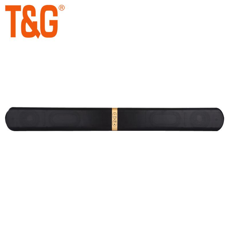 長條形聲霸高音質身歷聲無線藍牙音箱TG026