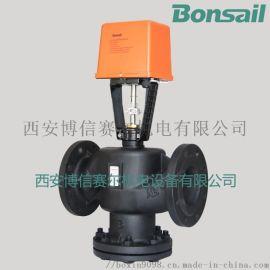 铸钢阀 铸钢电动调节阀 压力调节阀