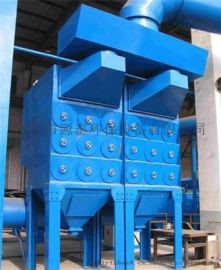 旋风除尘器能不能用正压风机 环保除尘器炮机