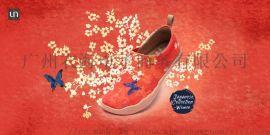 旅行鞋帆布鞋休闲鞋时尚彩绘