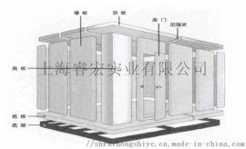 上海睿宏大型步入式高低温试验室