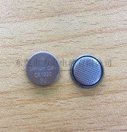 3.0V 锂锰纽扣电池CR1220