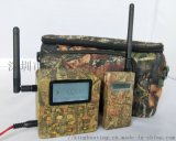 100W迷彩带定时和遥控功能的电子鸟叫器
