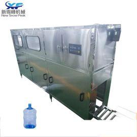 桶装水灌装机半自动矿泉水灌装生产线灌装封盖