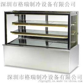 蛋糕柜 水果展示柜 商用精品蛋糕面包保鲜冰柜