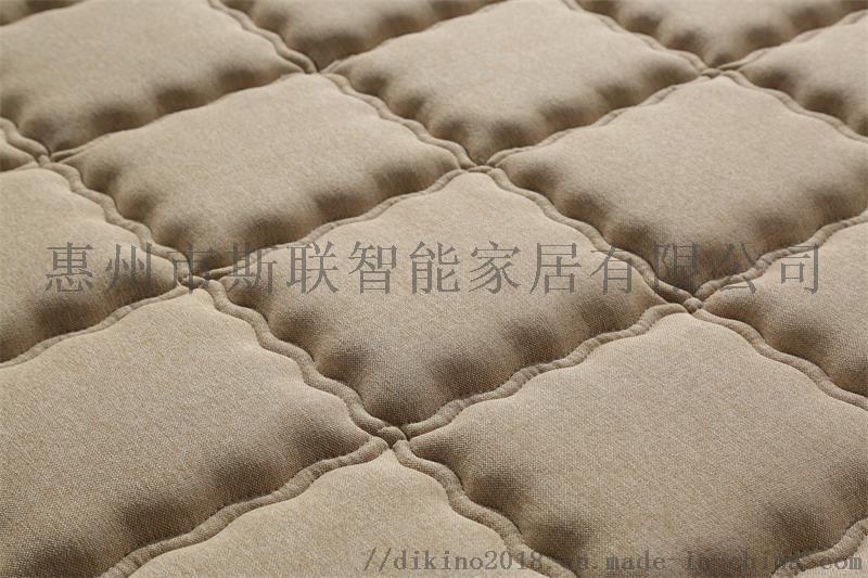 迪姬诺棉麻面料高弹海绵酒店床垫情趣床垫智能电动床垫