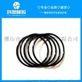 黑色密封件丁腈O型圈密封圈 耐拉耐磨耐高温o型胶圈