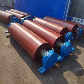 山西洗煤廠1.2米皮帶改向滾筒 500包膠改向滾筒