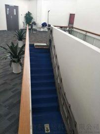 云南车站安装轮椅电梯曲线爬楼设施楼道升降机