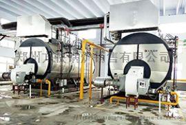 郑州方快15吨天然气锅炉