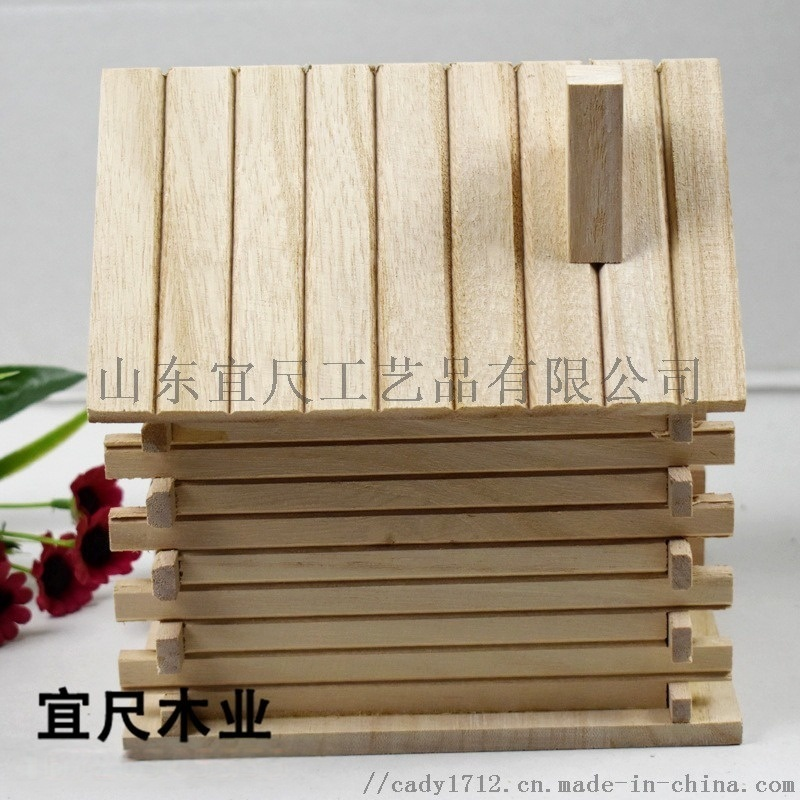 山东实木小鸟窝鸟笼 木质牡丹虎皮鹦鹉孵化箱