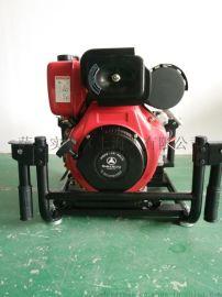 柴油機2.5寸高压自吸泵消防泵园林绿化灌溉水泵