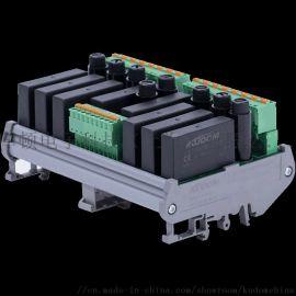 kudom库顿DRA常开交流或直流固态继电器模块