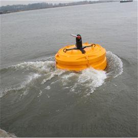 系泊浮标 航道码头组合式塑料浮鼓