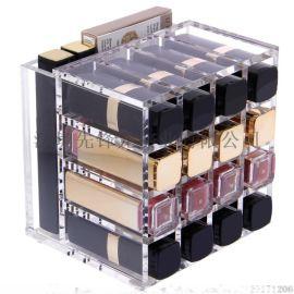 亚克力化妆品展示盒制作工厂