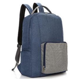 设计定制双肩包 背包广告背包定制上海方振