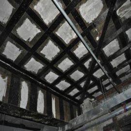 呼和浩特10平米碳纖維布二次結構加固