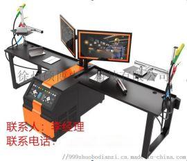 硕博电子焊接模拟机模拟器实训教学设备