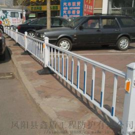 江西宜春道路防护栏厂家 城市道路防护栏