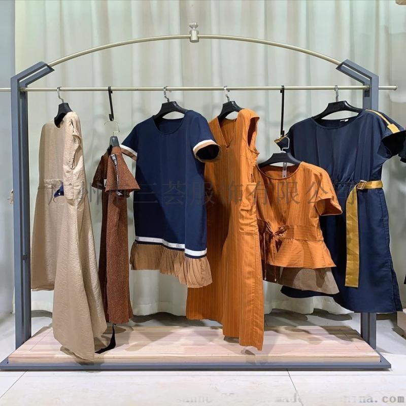 法國女裝尾貨新概念時尚梵凱/尾貨處理中年大碼女裝