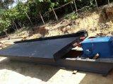 水力选矿机械 重力选矿摇床 6S玻璃钢摇床厂家